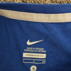 Nike Tops - Nike Gray UK Short Sleeve T-Shirt Small